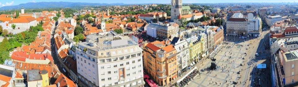 Zagreb - Kroatiens einzige wirkliche Großstadt mit k.u.k.-Charme