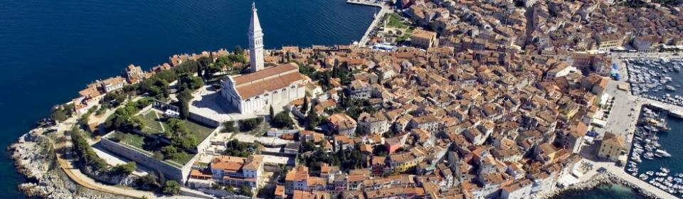 Rovinj - romantisches Städtchen mit venezianischer Tradition