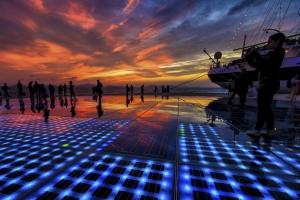 Gru' an die Sonne - Zadar