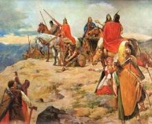 Die slawische Besiedlung