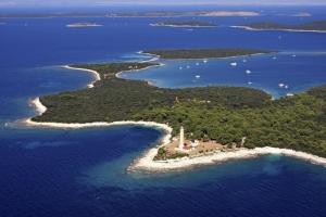 Leuchtturm Veli Rat - Dugi Otok