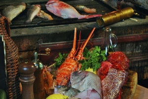 Meeresfrüchte