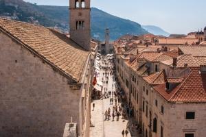 Die Altstadt Dubrovniks