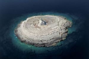 Insel Glavat