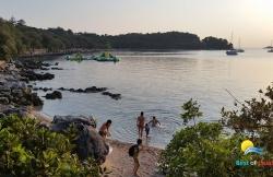 Strand Lone Bucht