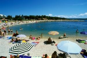 Strand Maestral - Novigrad