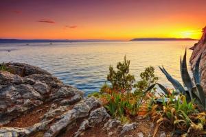 in der Umgebung von Makarska