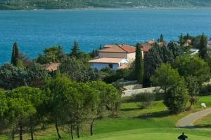 Adriatic Golfplatz bei Umag