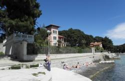 Strand Čikat Bucht
