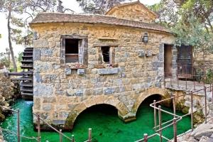 Dalmatinisches Ethnodorf in der Ferienanlage Solaris bei Sibenik