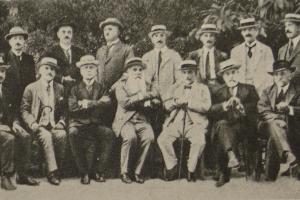 In der Deklaration von Korfu vom 20. Juli 1917 wurde nach dem 1. Weltkrieg die Gründung eines neuen gemeinsamen Königreichs der Kroaten, Slowenen und Serben beschlossen