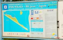 Strand Otok Veslača