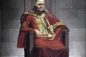 Der erste kroatische König Tomislav (925-928)