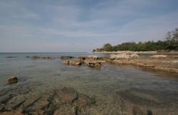 Strand Ravno Bucht