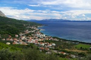 Panorama von Tucepi