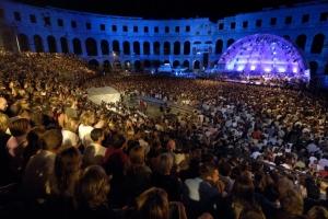 Festival im Amphitheater