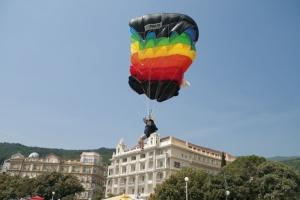 Paragliding in Opatija