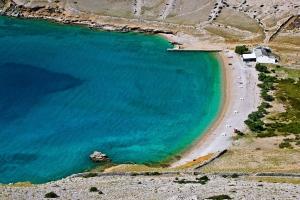 Bucht Vela Luka bei Baška - Insel Krk