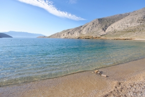 Vela Luka Strand bei Baska