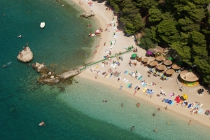 Strand Nikolina in Baska Voda