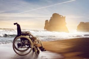 Behindertenfreundliche Strände
