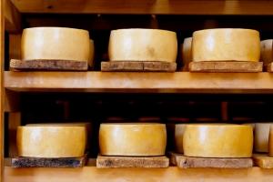 der köstlichee Pager Käse