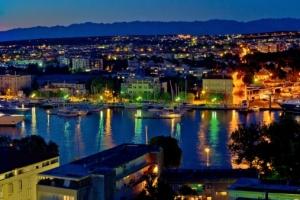 Zadar - Nachtstimung