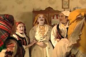 Becarac Gesang und Spiel aus Ostkroatien