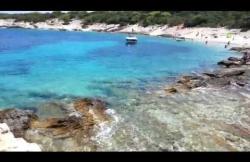 Strand Bili Bok Bucht (Insel Proizd)