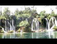 Kravica-Wasserfälle