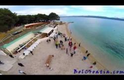 Strand Borak