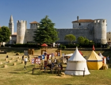 Mittelalter-Themenpark