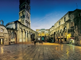 Historical Complex of Split with the Palace of Diocletian