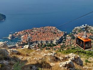 Seilbahn Dubrovnik