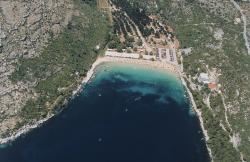 Strand Prapratno Bucht