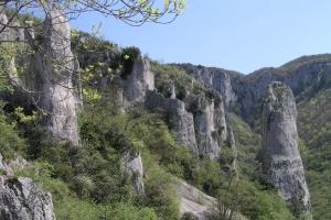 Geomorphologisches Naturdenkmal - Vela Draga - Ucka