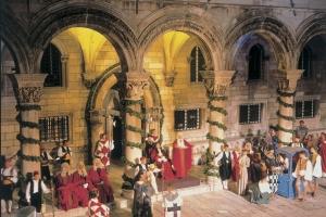 Dubrovnik - Sommerfestspiele