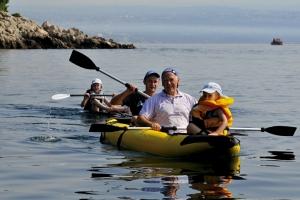 Kayaking - Lovran