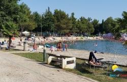Strand Camp Valkanela