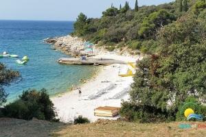 Beach Histria