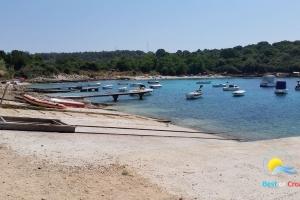 Beach Polje Bay (Kap Kamenjak)