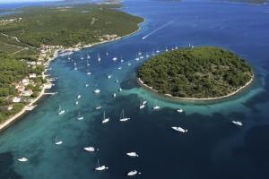Brgulje auf der Insel Molat