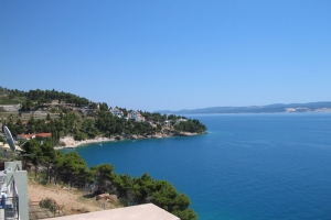 Mala Luka Beach - east of Nemira