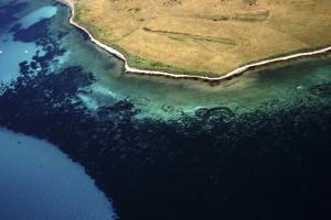 Coastline - Unije island