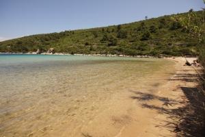 Strand Stončica Bucht