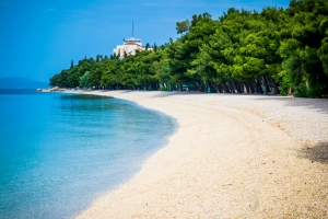 Strand in Tucepi