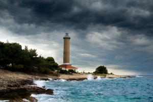 Lighthouse - Veli Rat