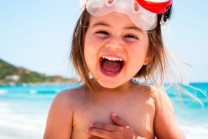 Kinder- und Nichtschwimmerstrände
