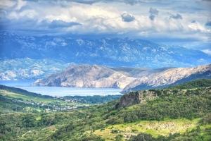 Blick ins Baska Tal