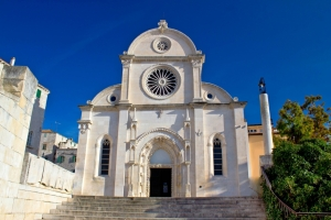 Die Kathedrale des Heiligen Jakob in Šibenik